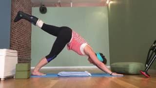 Annie LeVasseur - Yoga Flow In A Cast