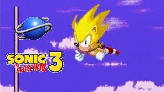 getlinkyoutube.com-Sonic the Hedgehog 3 playthrough (SEGA Saturn)