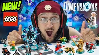 getlinkyoutube.com-LEGO DIMENSIONS! Everything You Need To Know! Waves, Starter Packs, Fun, Team, Level Packs & More!