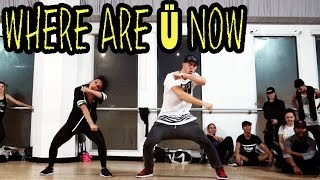getlinkyoutube.com-WHERE ARE Ü NOW - Skrillex & Diplo ft @JustinBieber Dance | @MattSteffanina #WhereAreUNow