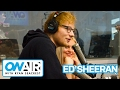 Ed Sheeran Teases New Song How Would You Feel | On Air with Ryan Seacrest