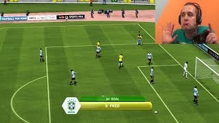 getlinkyoutube.com-FIFA 14 Brazil vs Argentina [Srpski Gameplay] ☆ SerbianGamesBL ☆
