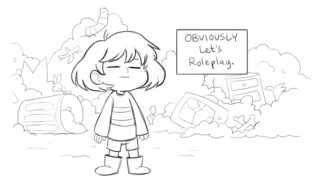 getlinkyoutube.com-[Undertale] Frisk's date power too stronk (Comic dub)