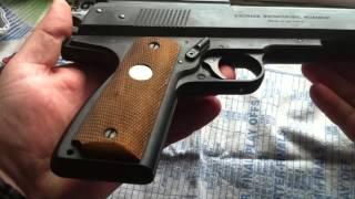 getlinkyoutube.com-Weihrauch HW45 .22 air pistol