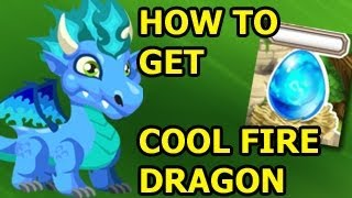 getlinkyoutube.com-How To Get COOL FIRE DRAGON in Dragon City by Breeding