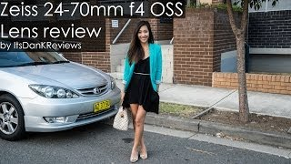 getlinkyoutube.com-Sony Carl Zeiss FE 24 70mm F4 ZA OSS Vario Tessar 2nd Review