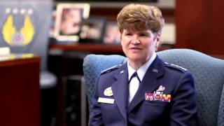 USAF 4-Star General Janet Wolfenbarger