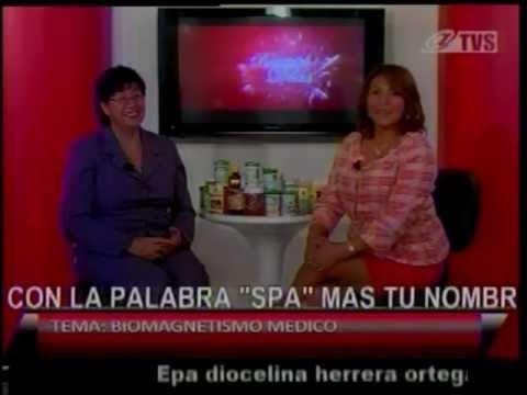 Dra. YOLANDA FUELL-SANDRA MERCADO-BIOMAGNETISMO MEDICO (X)