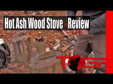 Hot Ash Wood Stove - Review