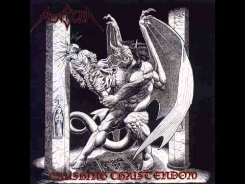 Alastor - Crushing Christendom [Full Album] 2000