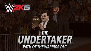 WWE 2K15 DLC: Undertaker & Paul Bearer Entrance, Signatures, Finishers & Winning Animation!
