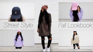 getlinkyoutube.com-Street Style fall lookbook
