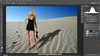 getlinkyoutube.com-Cara Cepat Membuat Efek Bayangan Dengan Photoshop