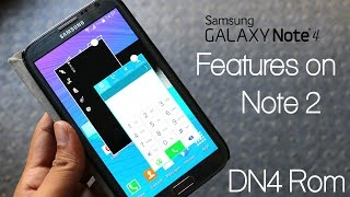 getlinkyoutube.com-Galaxy Note 4 Features on Note 2 - DN4 Rom : How to Install
