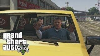 getlinkyoutube.com-Let's Play Grand Theft Auto V #3 (German) (HD) - Fremde und Freaks