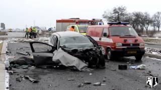 Smrtelná nehoda - Praha Jinočany