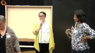 Story Regions - Berätta för livet! - praktiska berättarövningar