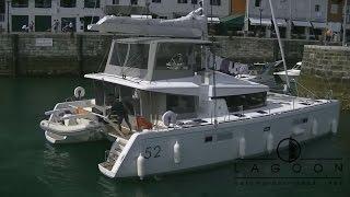getlinkyoutube.com-Catamaran Lagoon 52 Full-HD.