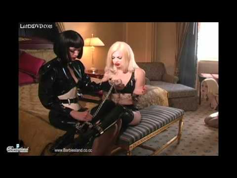 "Barbiesland #006: ""Perils of Gwen"", Scene 1 (Latex DVD)"