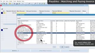 getlinkyoutube.com-Oracle Training - Accounts Payable in Oracle E-Business Suite R12 (1080p - HD)