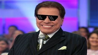 getlinkyoutube.com-Silvio Santos Deal With It - TURN DOWN FOR WHAT