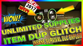 getlinkyoutube.com-WTF! UNLIMITED SUPPLIES IN SURVIVAL DLC GLITCH | The Division | INSANE ITEM DUP EXPLOIT 2017
