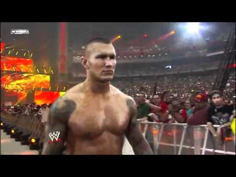 Wrestlemania 26 - Randy Orton Entrance [HD]