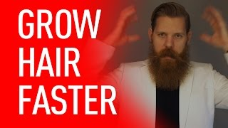 getlinkyoutube.com-How To Grow Your Hair & Beard Faster | Eric Bandholz