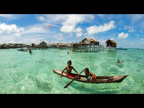 DOCUMENTARY...THE SURVIVAL OF BAJAU SEA GYPSIES TRIBE, SOUTH EAST ASIA