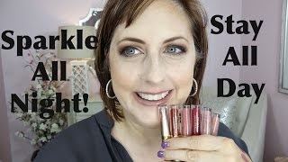 getlinkyoutube.com-Stila Stay All Day, Sparkle All Night Holiday Set!