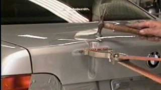 getlinkyoutube.com-Funilaria e Pintura Sprex F15 Porta malas