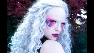 Halloween mood makeup by Koki9