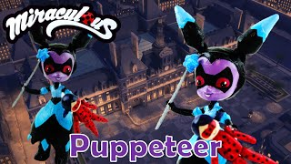 getlinkyoutube.com-PUPPETEER - Miraculous Ladybug & Cat Noir Villain Custom Doll from My Little Pony EG mini Tutorial