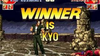 getlinkyoutube.com-Arcade Longplay [197] The King of Fighters 97