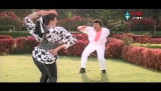 getlinkyoutube.com-Gharana Mogudu Songs - Hey Pilla Hello Pilla - Chiranjeevi, Vani Viswanath - HD