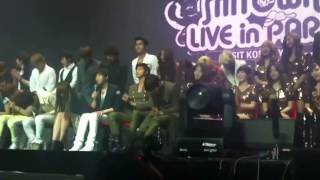 getlinkyoutube.com-KYUTORIA - Moment on Stage Part 1