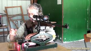 getlinkyoutube.com-La carabine CZ 557 cal 30.06 Springfield