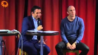 GULDKALASET - Björn Ferry, OS-guldmedaljör i skidskytte