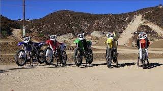 getlinkyoutube.com-Motocross Action's 2014 450 Shootout