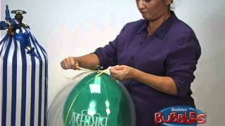 getlinkyoutube.com-How to inflate Deco Bubble Balloons