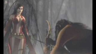 getlinkyoutube.com-Prince of Persia & Kaileena, Whisper Music Video