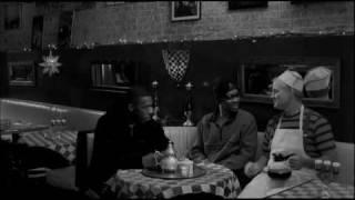 Gza, rza and bill murray - Coffee & cigarettes...