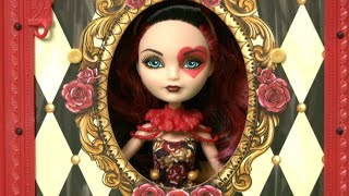 getlinkyoutube.com-Ever After High Lizzie Hearts Spring Unsprung from Mattel