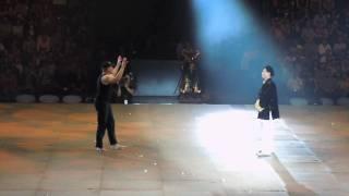 getlinkyoutube.com-Van Damme & Bolo Yeung at Budo Gala 2010, Basel.