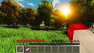 getlinkyoutube.com-DEIXE SEU MINECRAFT TOTALMENTE REALISTA! - Minecraft PE 0.14.0 (MCPE)