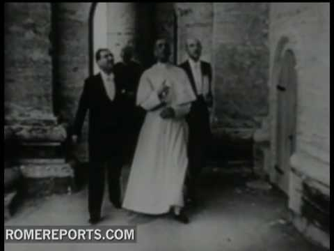 Pius XII�s presumed miracle under review  and its connection to John Paul II