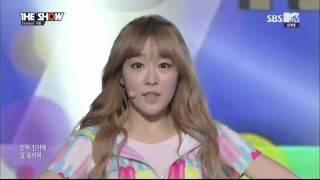 "getlinkyoutube.com-Live HD | 150331 라붐 ""SUGAR SUGAR"" (Comeback Stage) @ SBS MTV 더 쇼"