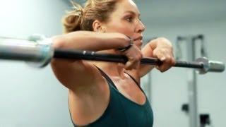 getlinkyoutube.com-Lauren Attempts CrossFit