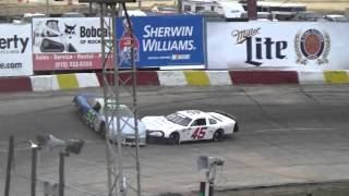 getlinkyoutube.com-2015 Rockford Speedway Big 8 Late Model Series Spring Opener Highlights