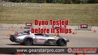 Discover Gearstar - Leisinger Autocross